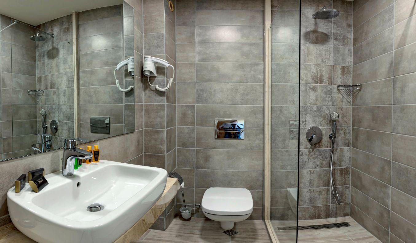 DBL standardBathroom shower